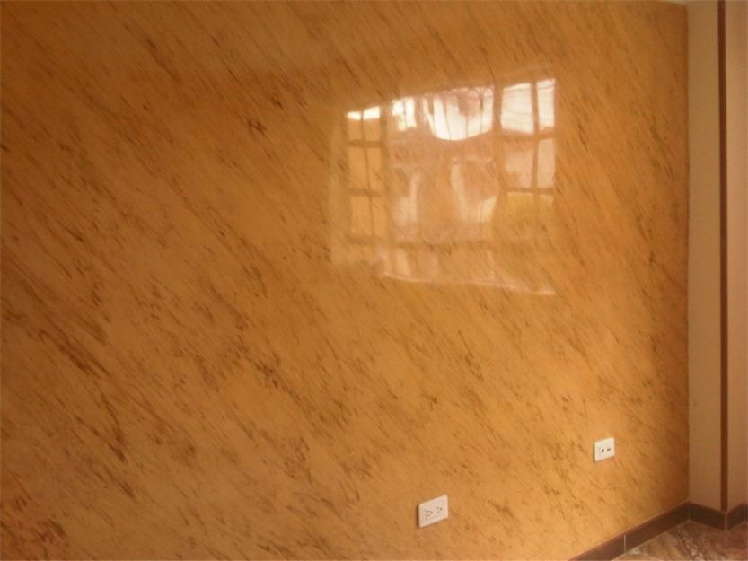 Estuco veneciano decoraci n y piedra for Aplicacion para decoracion de interiores